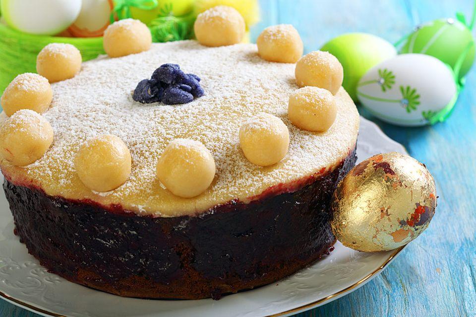 Simnel Cake