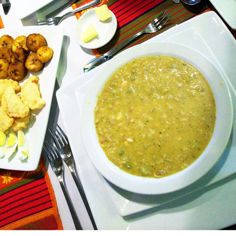 Fanesca: Ostersuppe aus Ecuador