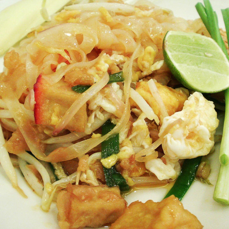 Phad Thai: thailändisches Nudelgericht