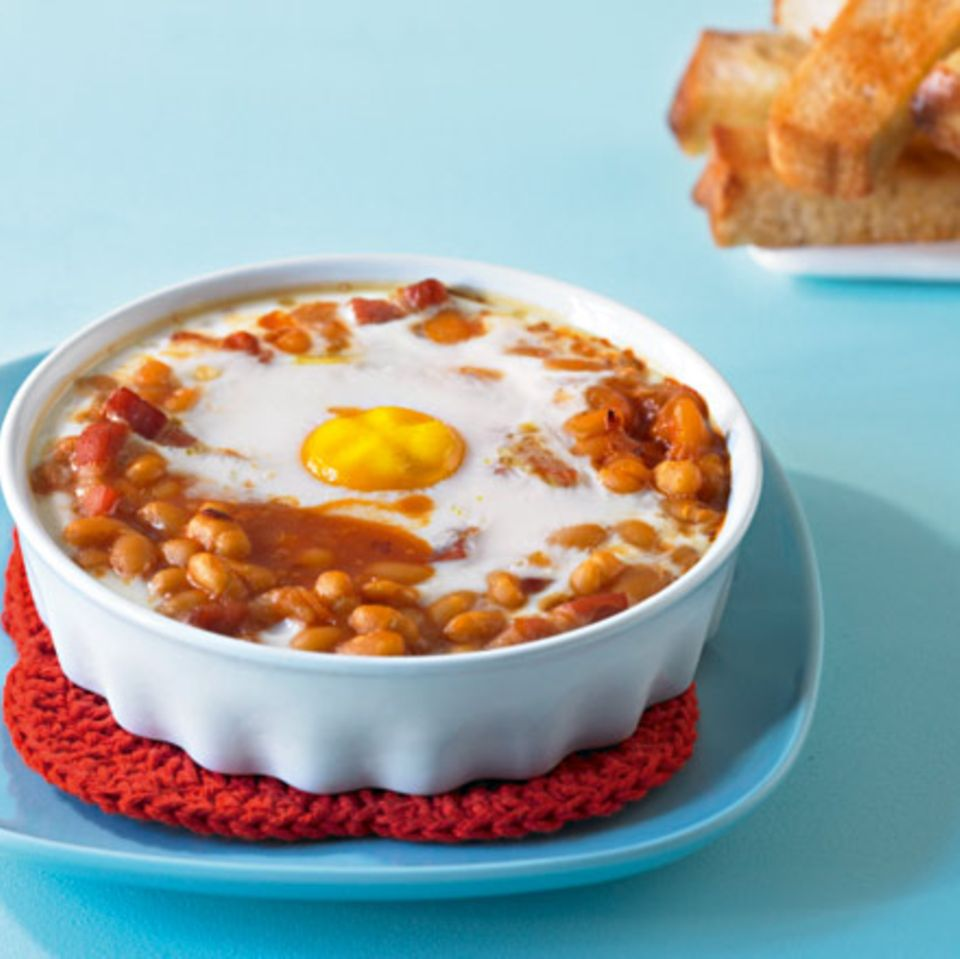 Rezepte: English Breakfast