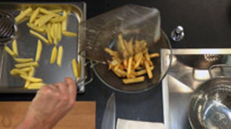 Pommes leicht gemacht mit unserer Kochschule