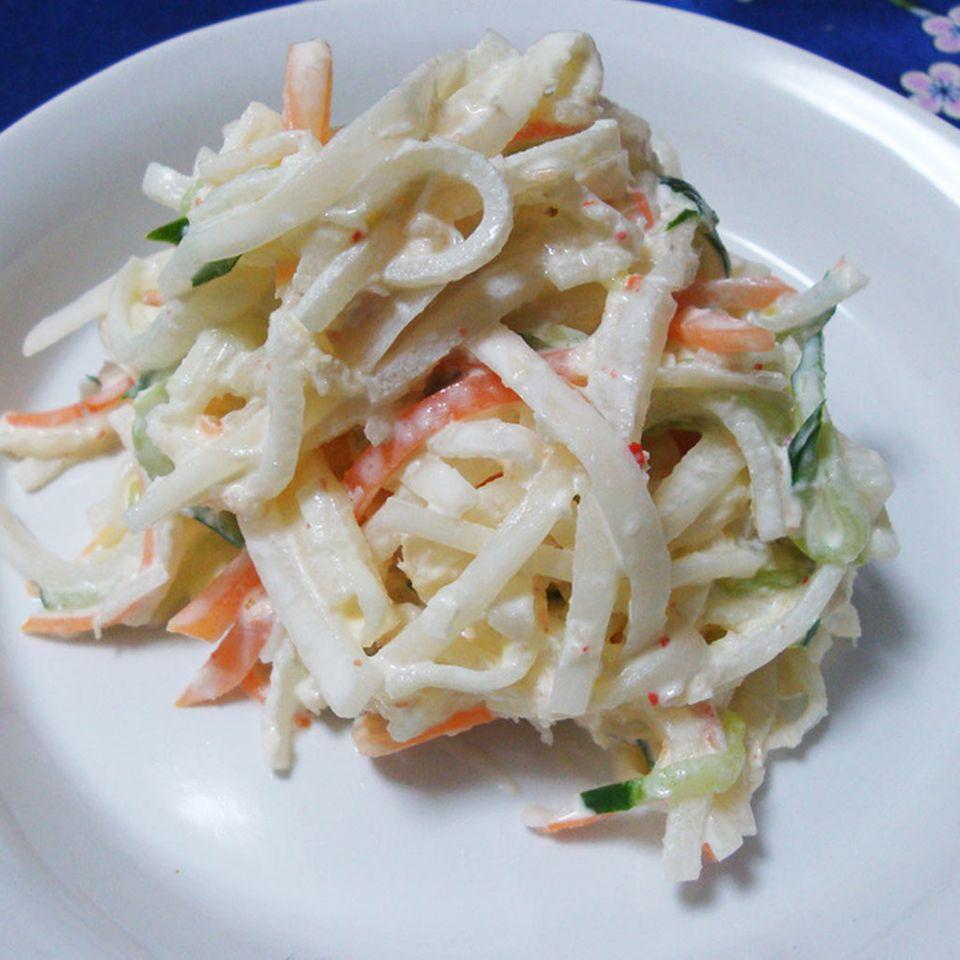 Coleslaw: knackig & cremig