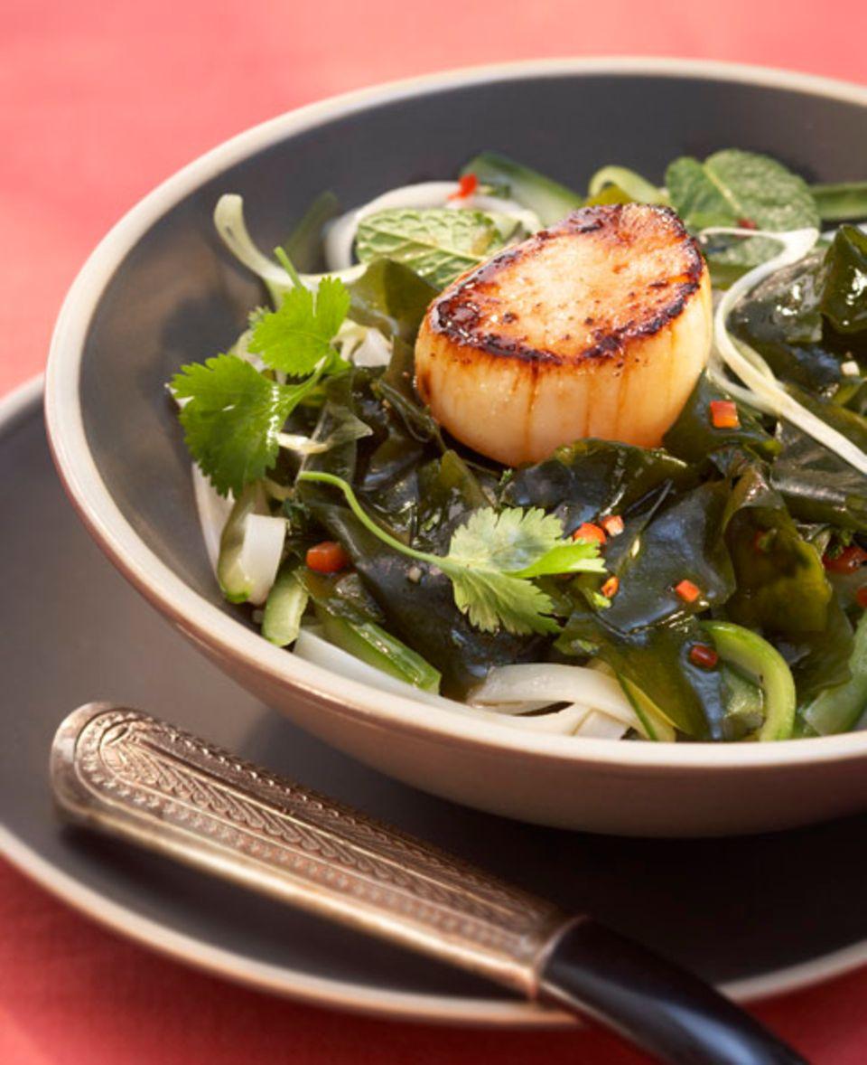 Speisealgen bringen viele Nährstoffe in die Gerichte