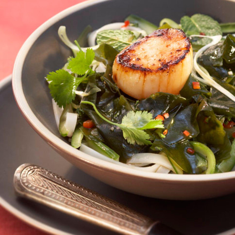 Raffinierte Rezepte mit Algen