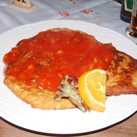 Zigeunerschnitzel