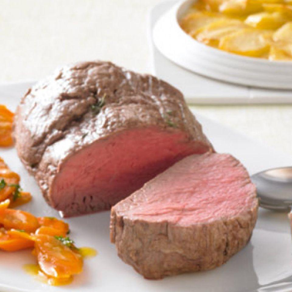 Edles Fleischstück: Filet