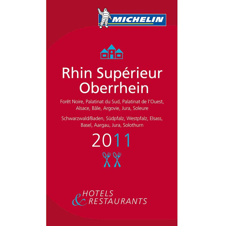 """Genuss zweisprachig: Guide Michelin """"Rhin Supérieur/Oberrhein"""""""