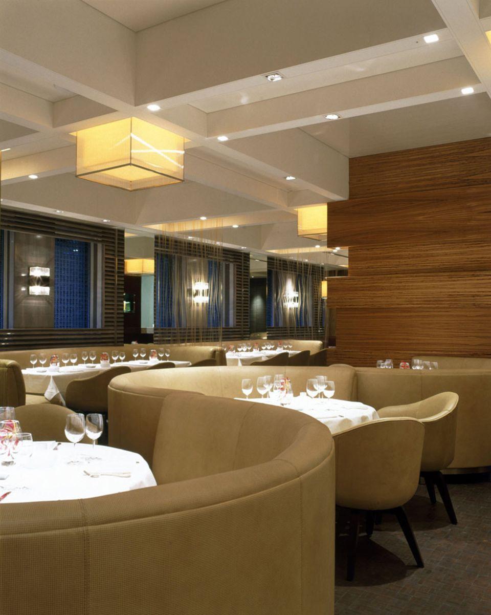 Im Restaurant Locanda Locatelli gehen William und Kate oft essen