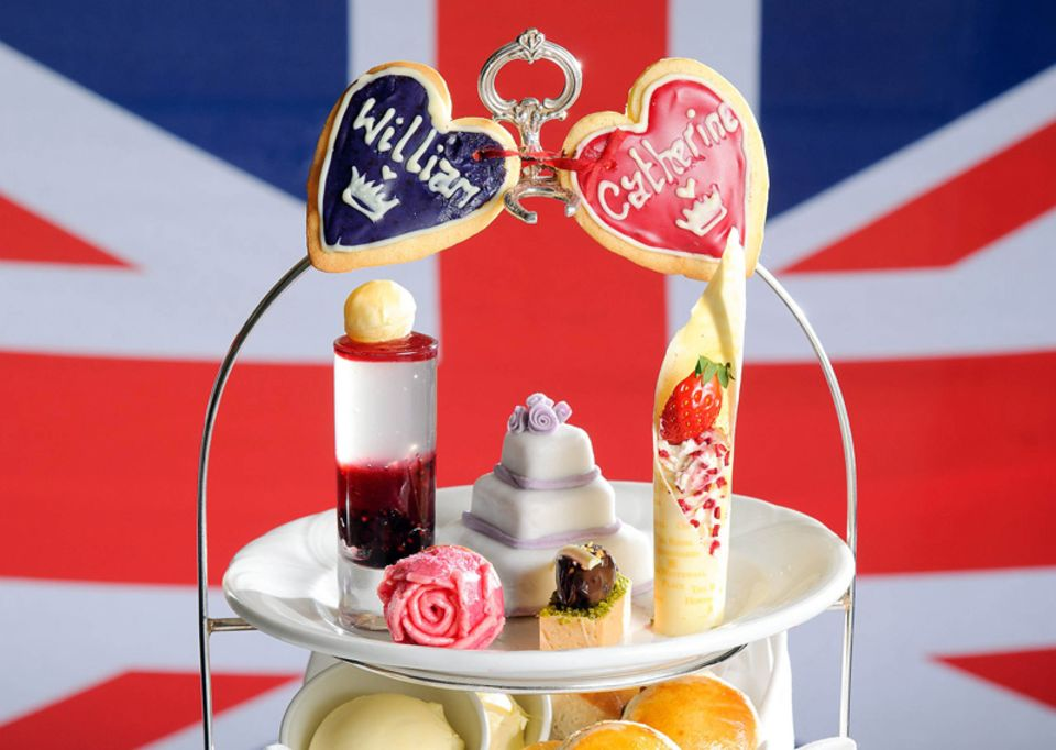 Very british ist der Regal Afternoon Tea Treat im Royal Horseguards Hotel