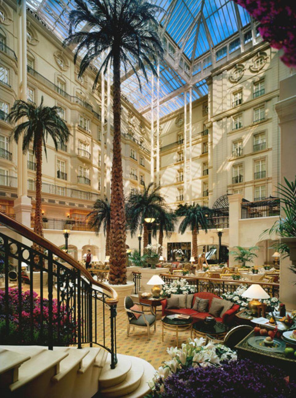 Das Landmark Hotel bietet ein Hochzeitspaket mit kulinarischen Leckerbissen an