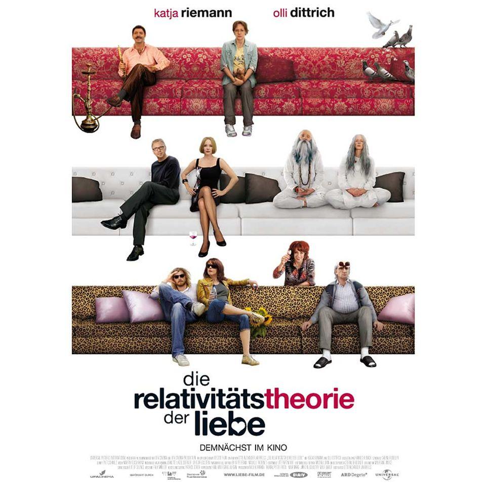 Die Relativitäts- theorie der Liebe