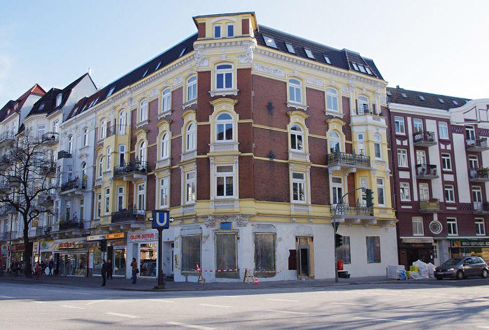 In diesem Eckhaus soll das neue Restaurant von Cornelia Poletto eröffnet werden