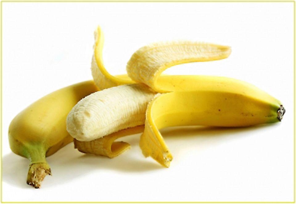Essreife Bananen