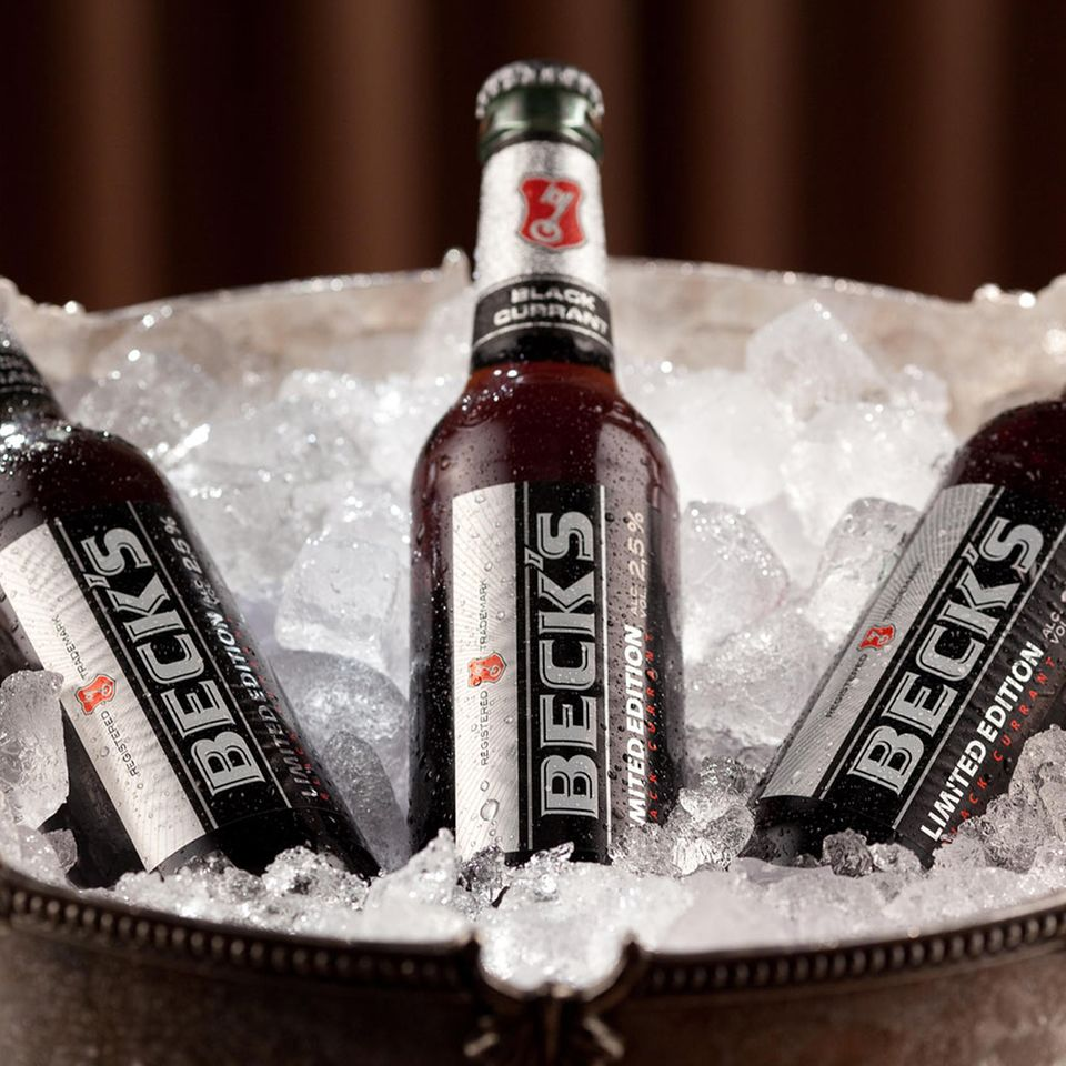 Limited Edition: Beck's Black Currant