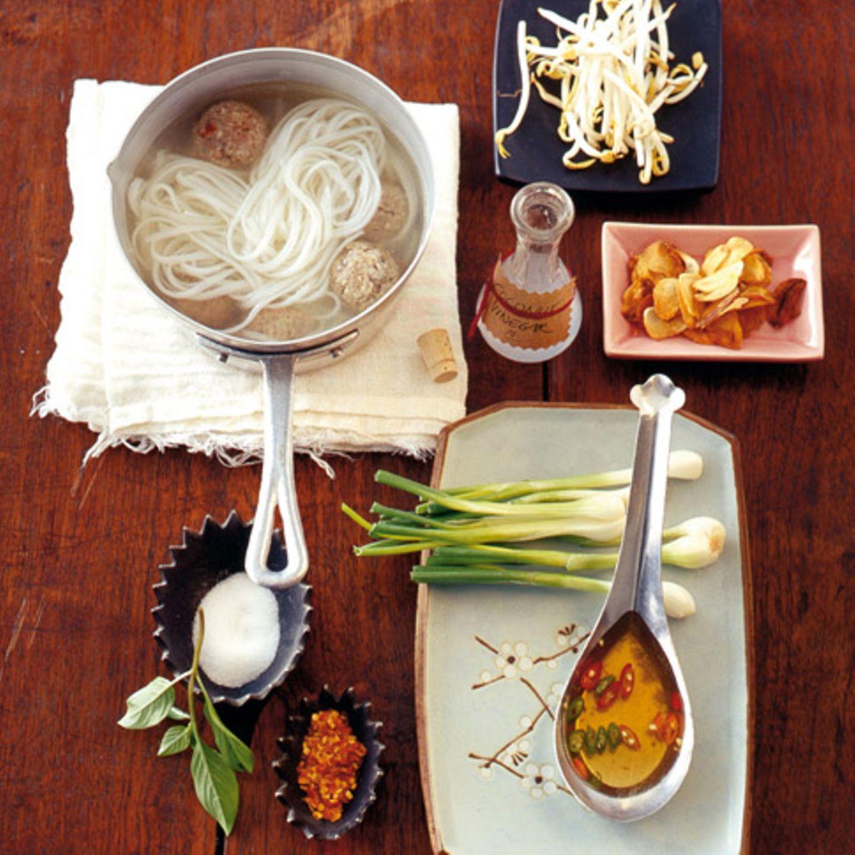 Hauptgerichte aus Thailand