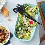 Caesar's Salad mit Traubenkernöl