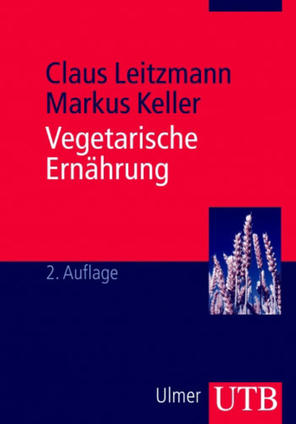 Leitzmann, Keller: Vegetarische Ernährung
