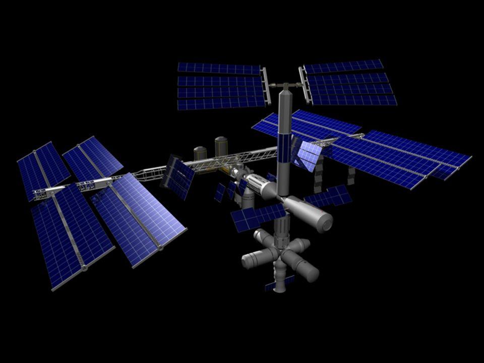 Die internationale Raumstation ISS soll bald eine Gurkenfarm beherbergen
