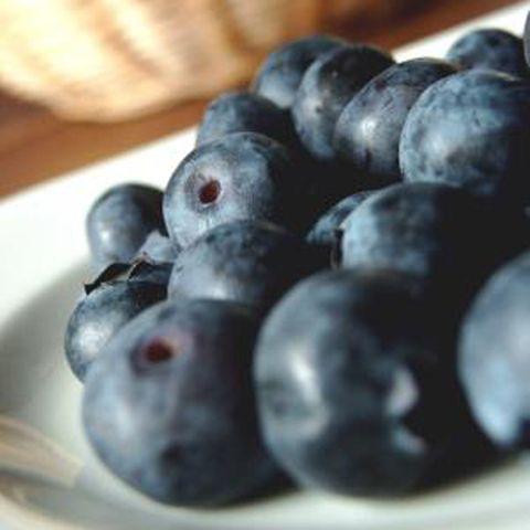 Blaubeeren stecken voller Vitamine und Mineralstoffen