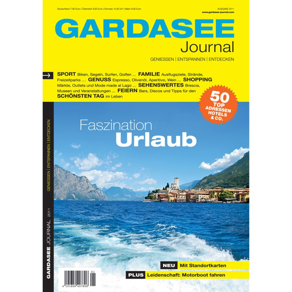 Gardasee Journal