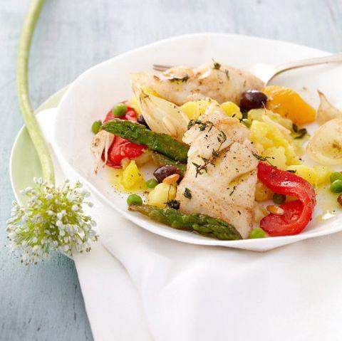 Gestalten Sie Ihre Mahlzeiten ansprechend