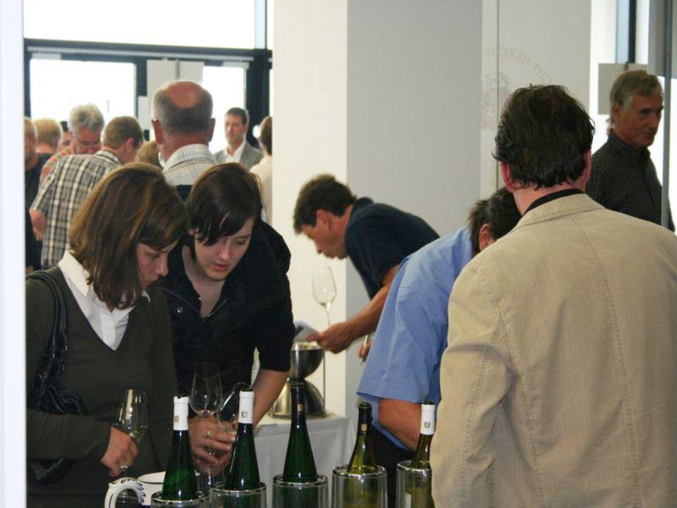 Vom Gutswein bis zum Großen Gewächs reicht die Auswahl auf der Jahrespräsentation des VDP Baden