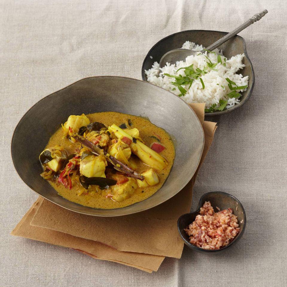 Indische Küche: Currys