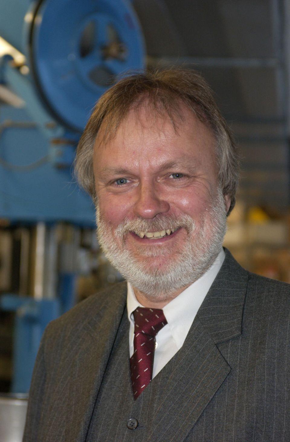 Dr. Wolfgang Stempfl hat auf dem Gebiet der Lebensmittel-Sensorik promoviert