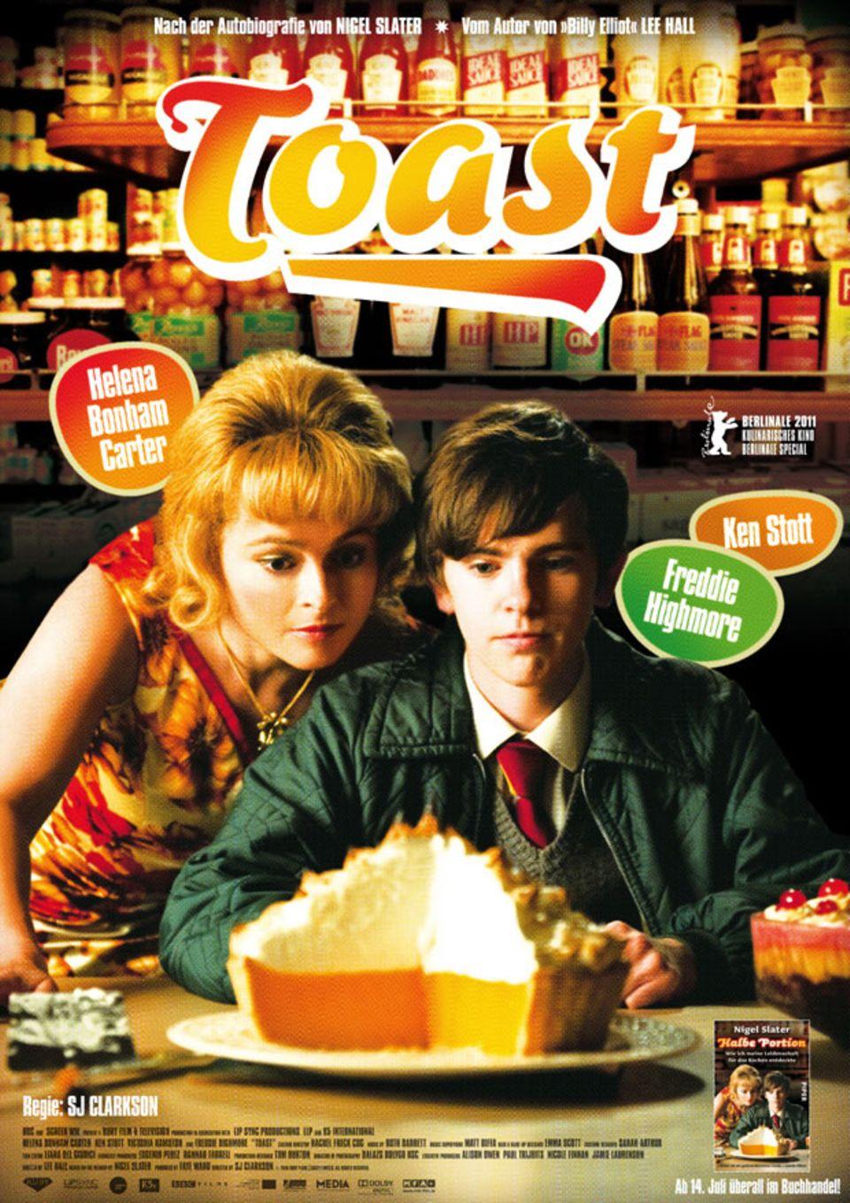 """""""Toast"""" Filmplakat"""