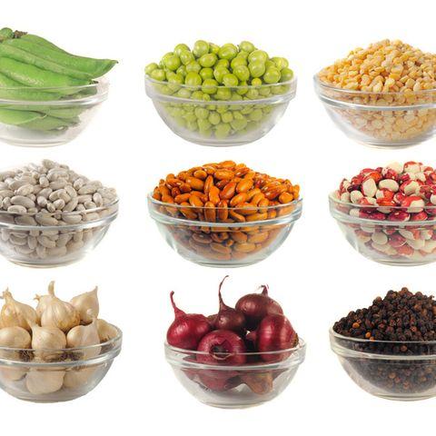 Kochen für Anfänger: Zutaten-Vorrat nach Geschmack