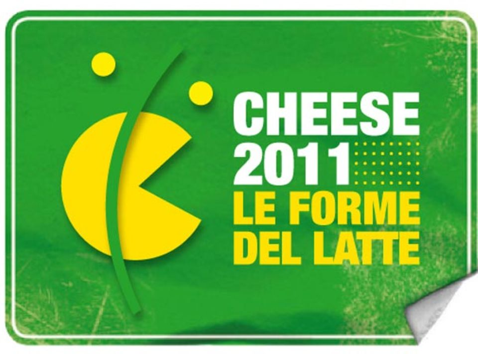 Slow Food Messe Cheese: 16.-19.9.2011