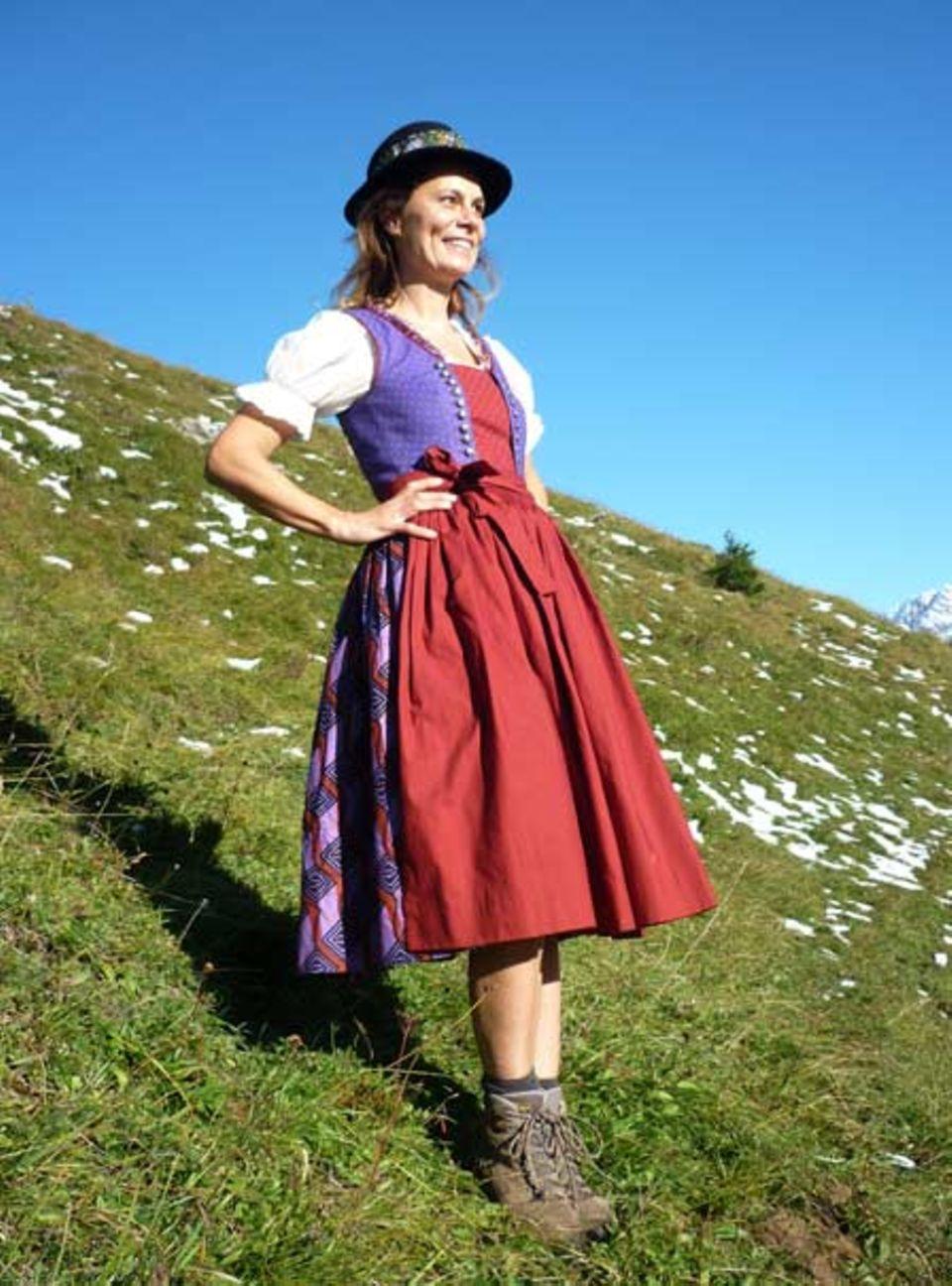 Sarah Wiener unterwegs in ihrer Heimat Österreich