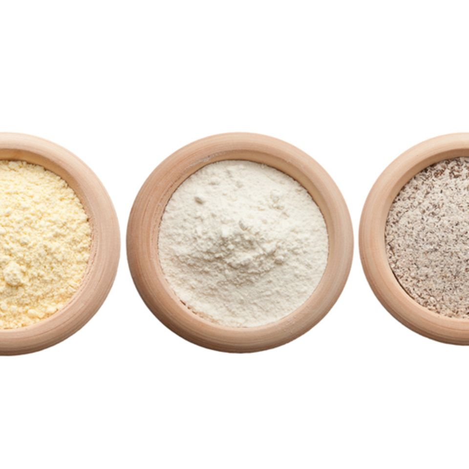 Mehlsorten und ihre Eigenschaften