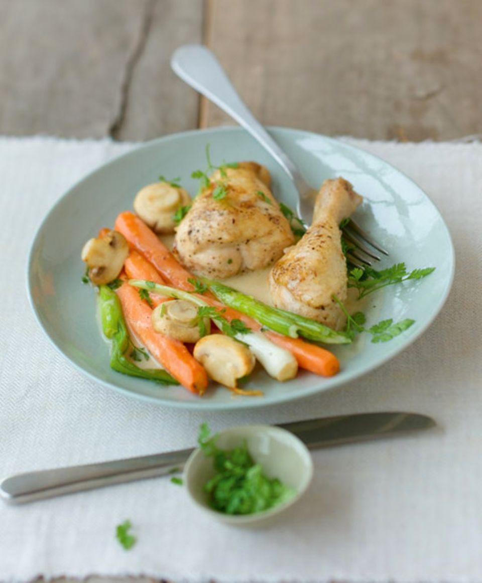 Regionale Rezepte bringen regionale und saisonale Zutaten auf den Tisch