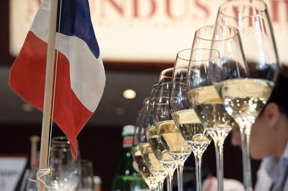 6028 Weine aus 46 Ländern wurden in diesem Jahr von MUNDUS VINI bewertet