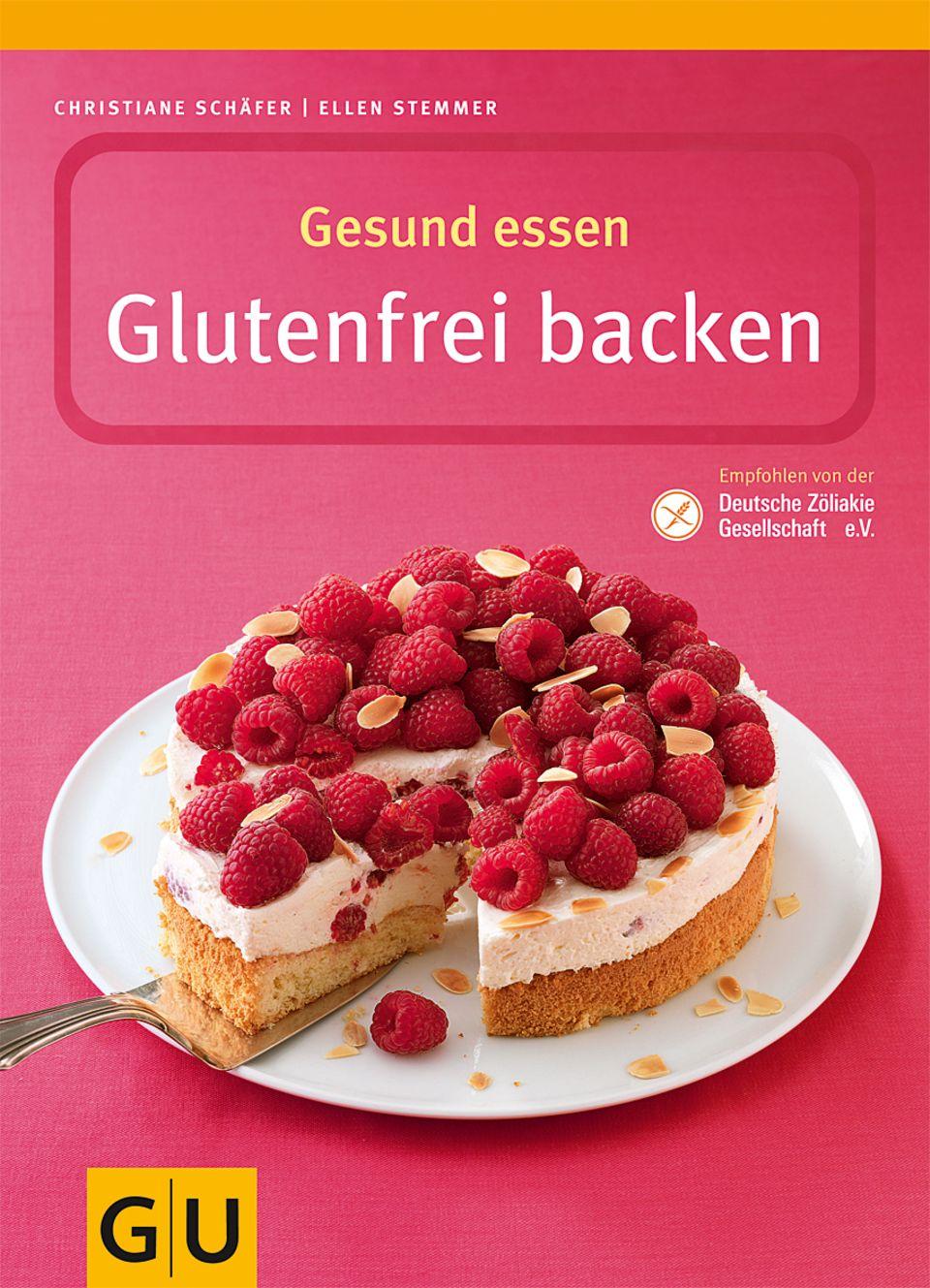 Buchtipp: Glutenfrei Backen