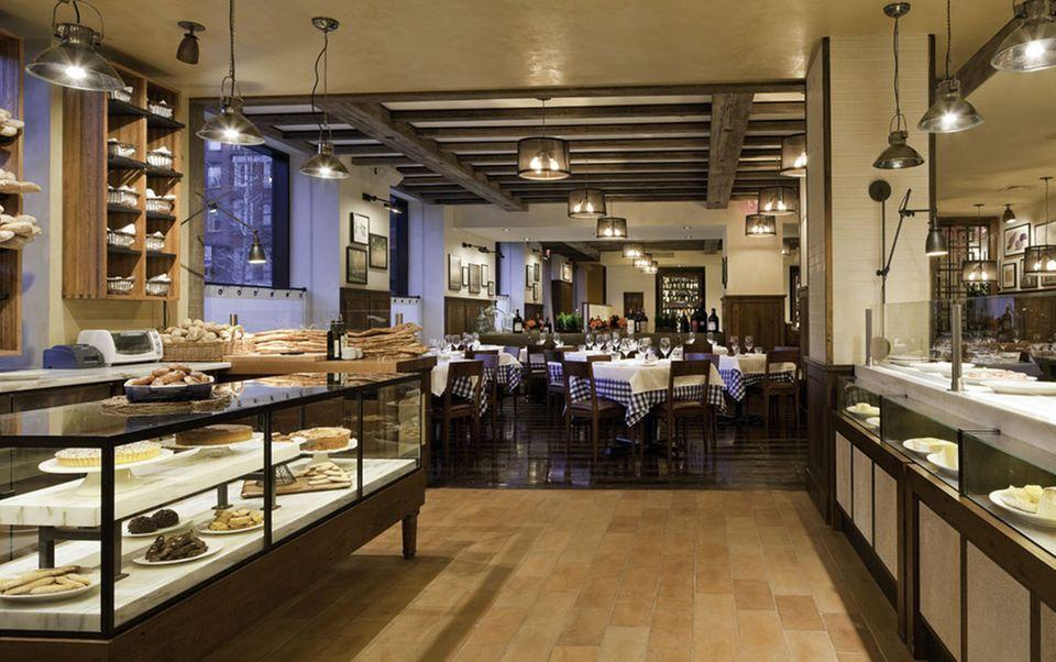 Das Maialino Restaurant des Gramercy Park Hotel