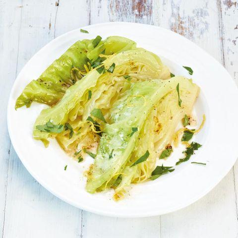 Vegetarische Rezepte mit Spitzkohl