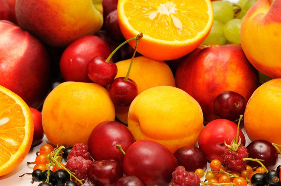 Für die Herstellung von Obstbrand eignen sich verschiedene Früchte
