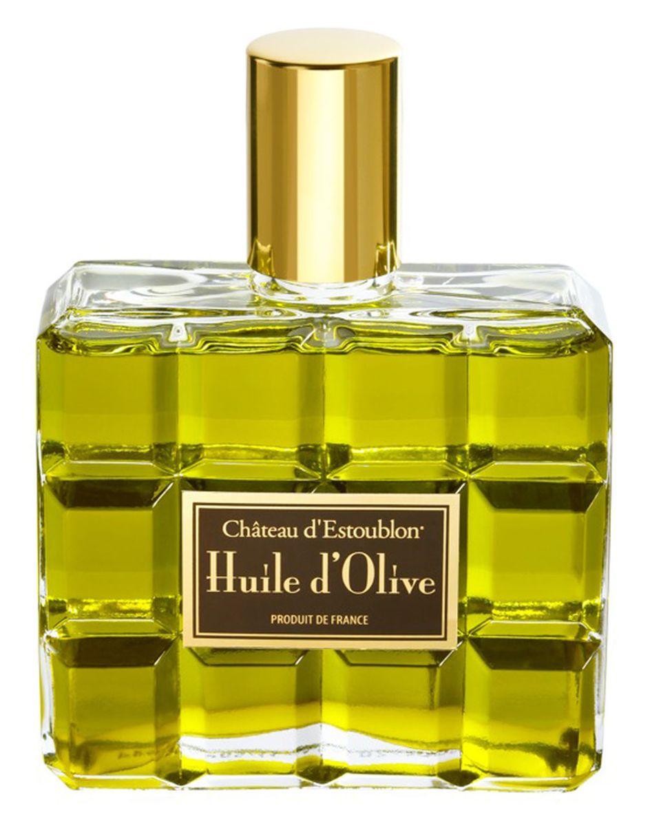 Feines Pichouline-Olivenöl im Flakon