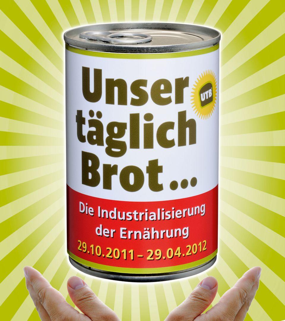 Unser täglich Brot... Mannheimer Ausstellung über die Industrialisierung der Ernährung