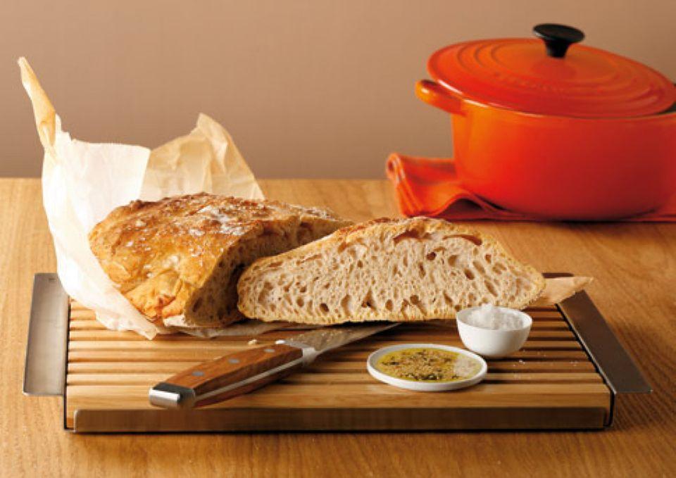 Gutes Brot macht Gäste glücklich