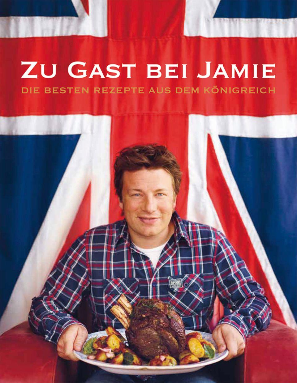 Buch: Zu Gast bei Jamie.