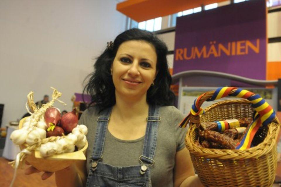 Partnerland der Grünen Woche 2012 ist Rumänien