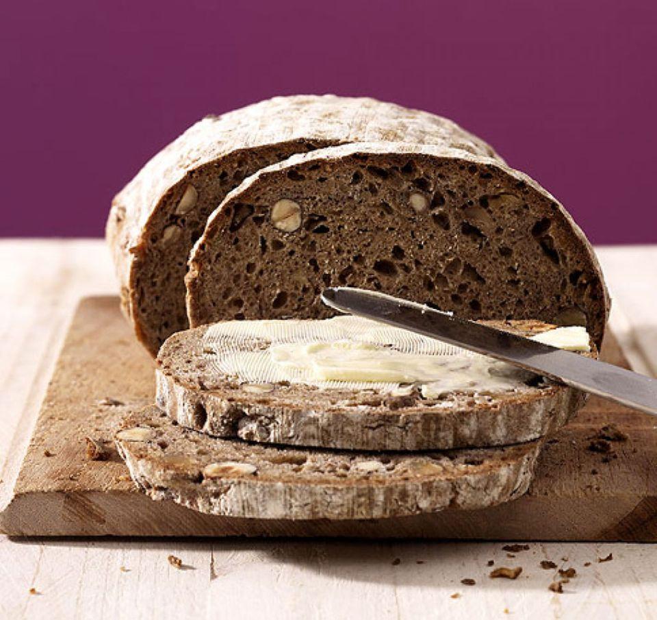 Wie das duftet! Frisch gebackenes Brot