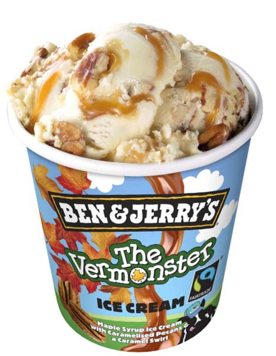 Ausgewählte Eiscreme: The Vermonster