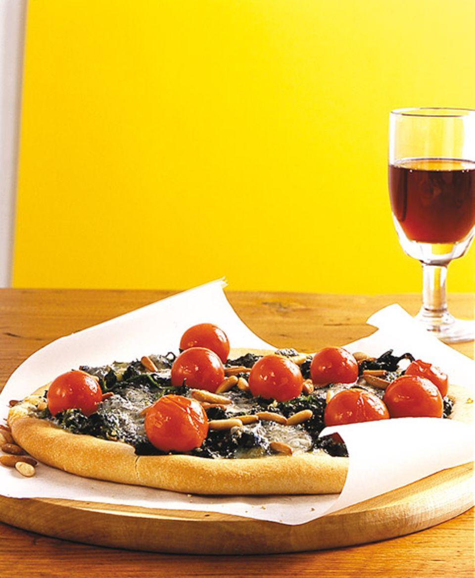 Sie gehört zu den beliebtesten Fertiggerichten: Pizza.