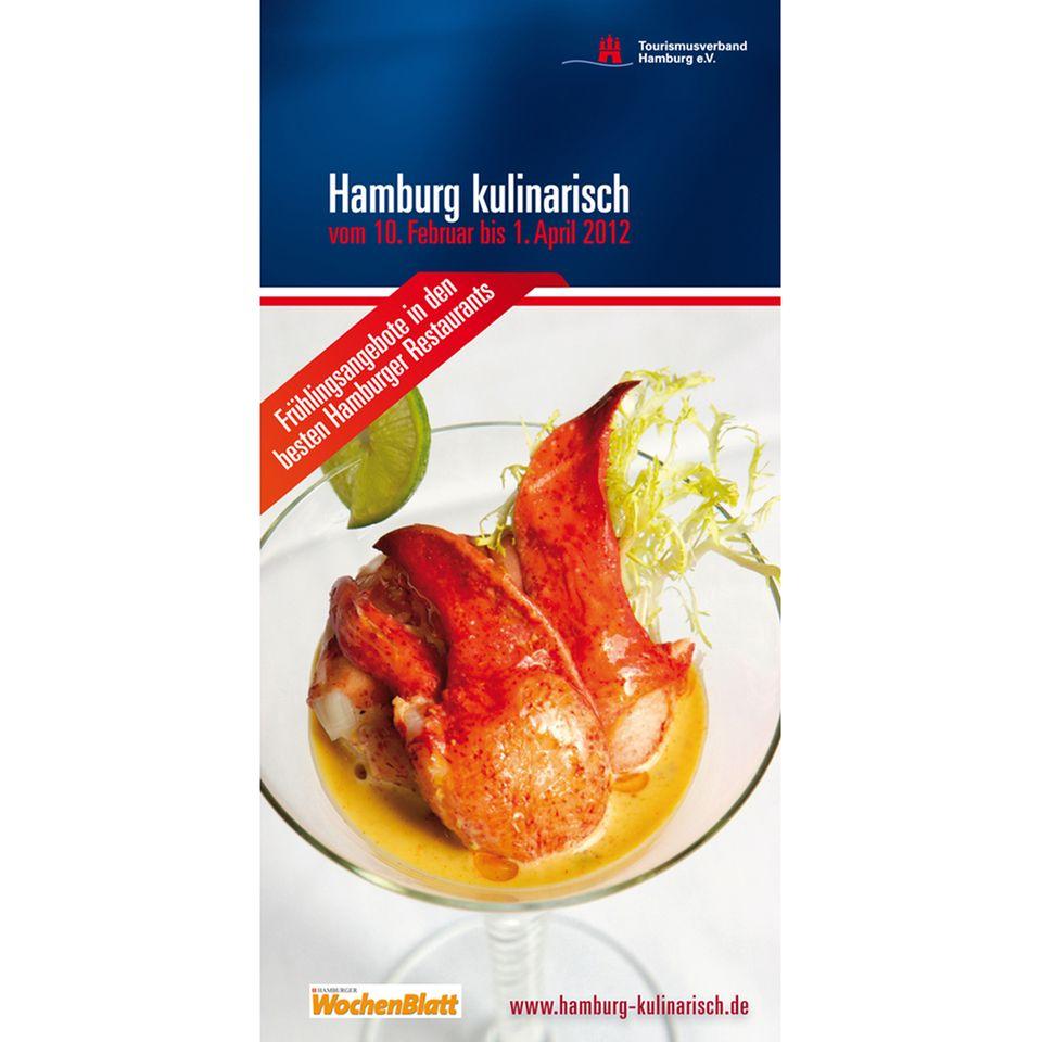 Hamburg kulinarisch: die Broschüre