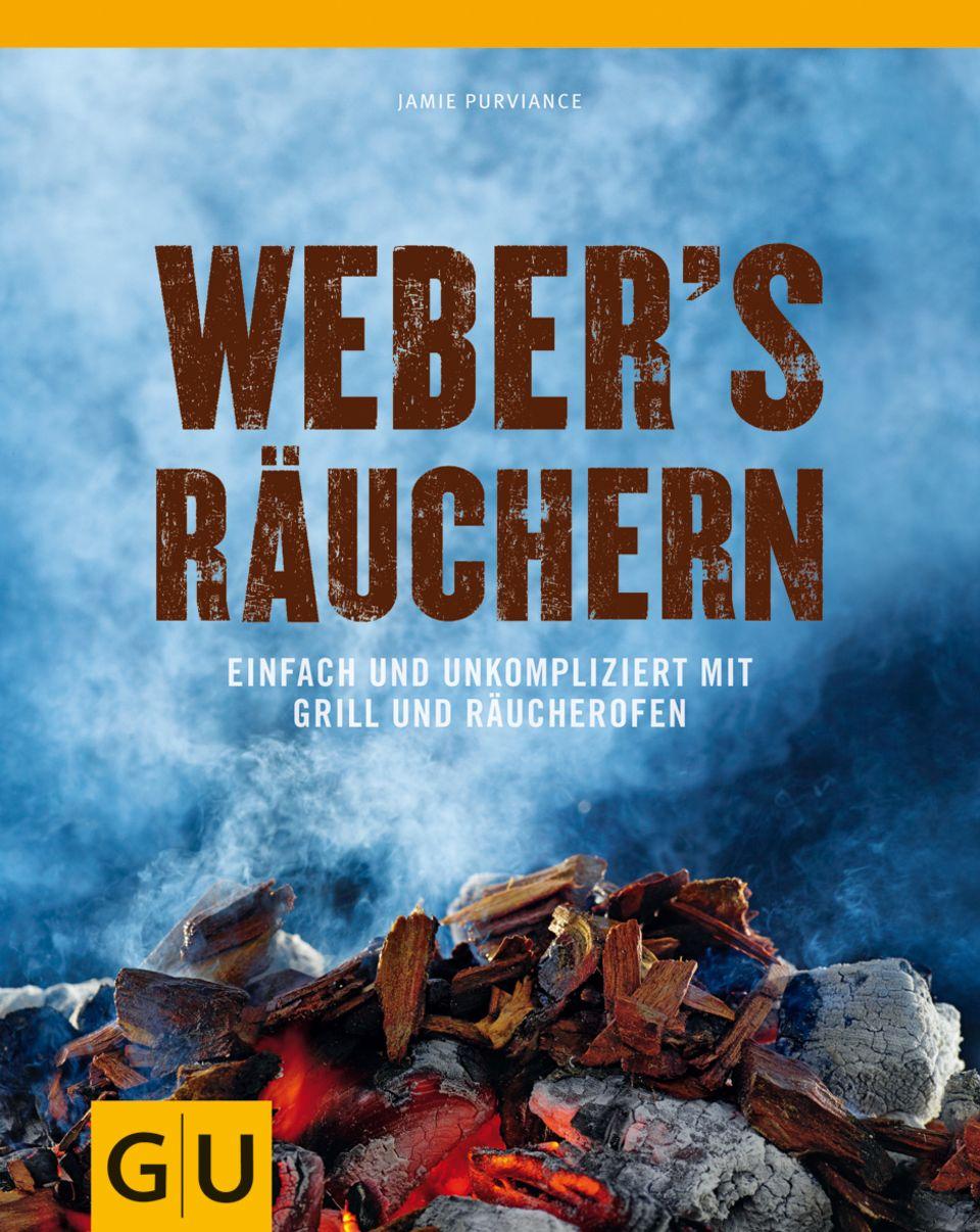 """""""Weber's Räuchern"""" lockt mit köstlichen Räucher-Rezepten."""