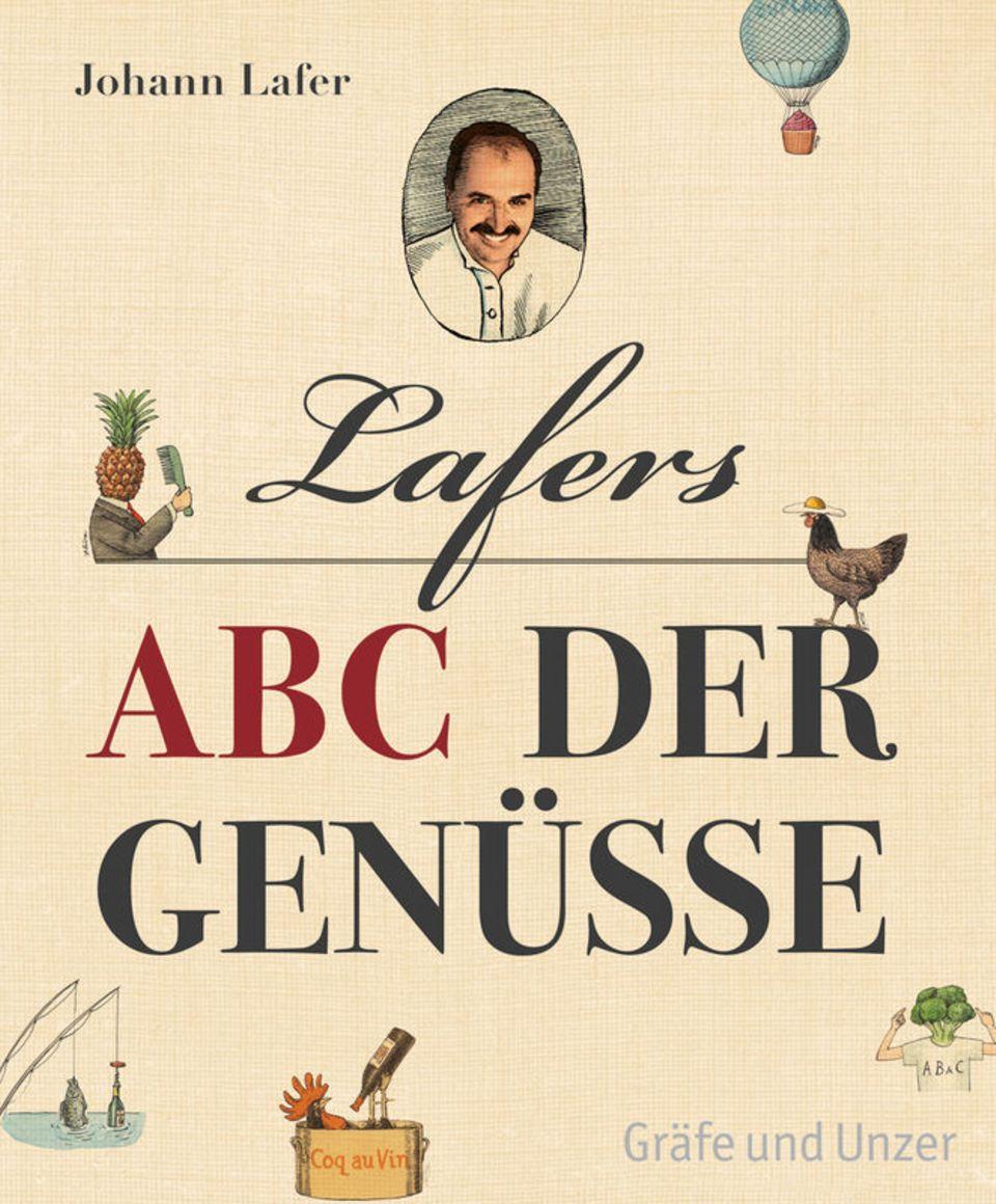 ABC der Genüsse: Kulinarische Begriffe alphabetisch präsentiert